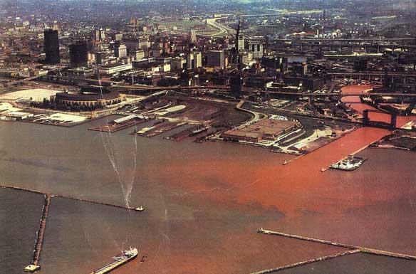 Cleveland, Pre EPA